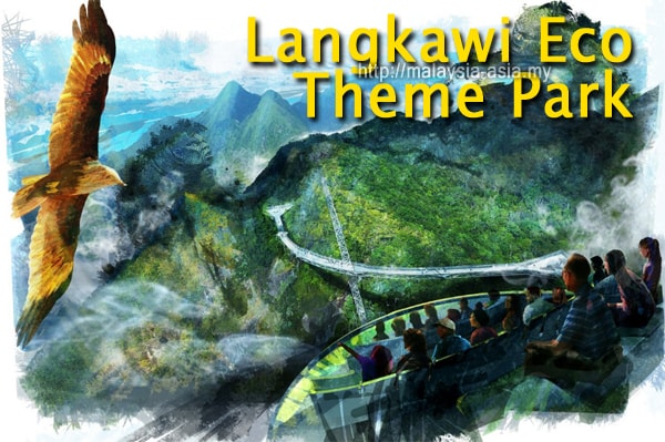 Eco Theme Park in Langkawi