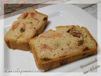 pain cake petit-déjeuner sans gluten