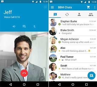 BBM - Aplikasi Chat Untuk Bisnis Online
