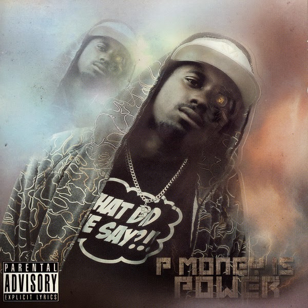 P Money - P Money Is Power Cover