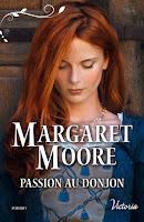 Margaret Moore - Passion au donjon