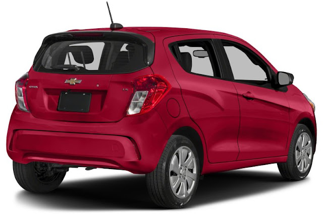 chevy spark review
