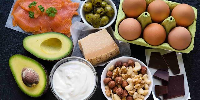 13 أطعمة  يجب تناولها أثناء الحمية الكيتونية