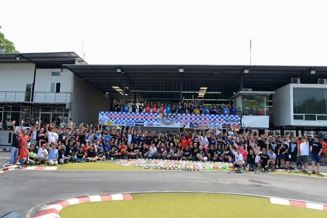 TITC - Tailand international Touring Car Championship 2016