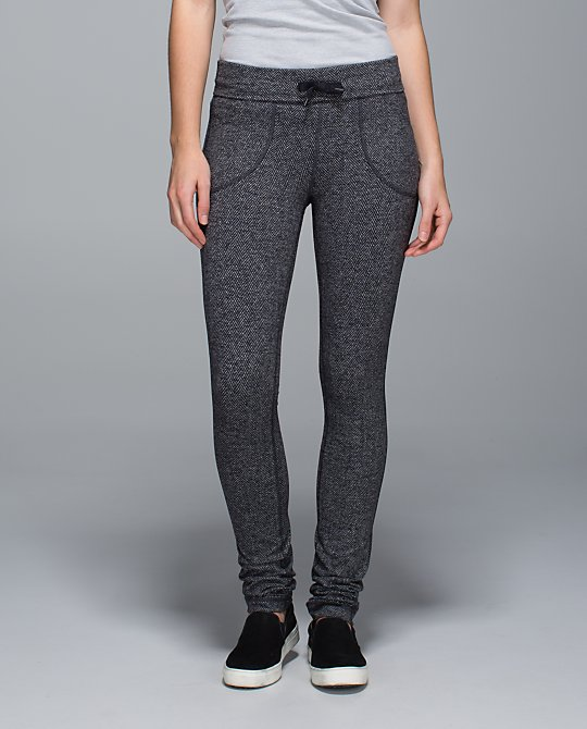 lululemon herringbone skinny will