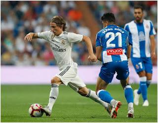 Crónica en verso: Real Madrid - Espanyol