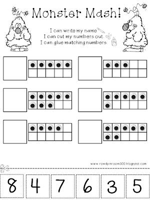 Number Names Worksheets » Making Ten Worksheets - Free Printable ...
