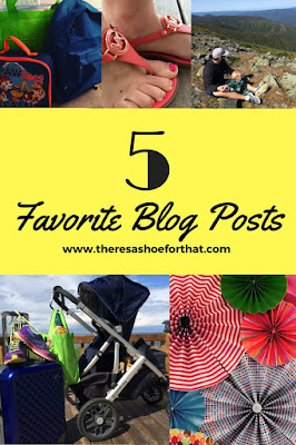 My 5 favorite blog posts {1 Year Blogiversary Celebration}