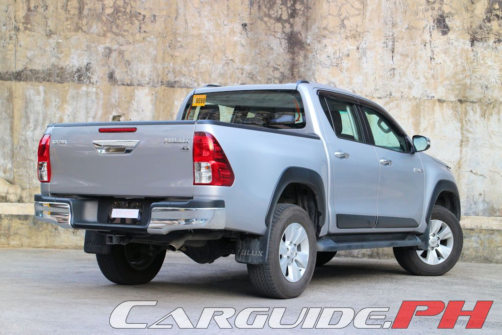 Toyota Hilux Engine >> Review: 2015 Toyota Hilux 4x2 G M/T | Philippine Car News, Car Reviews, and Prices | CarGuide.PH