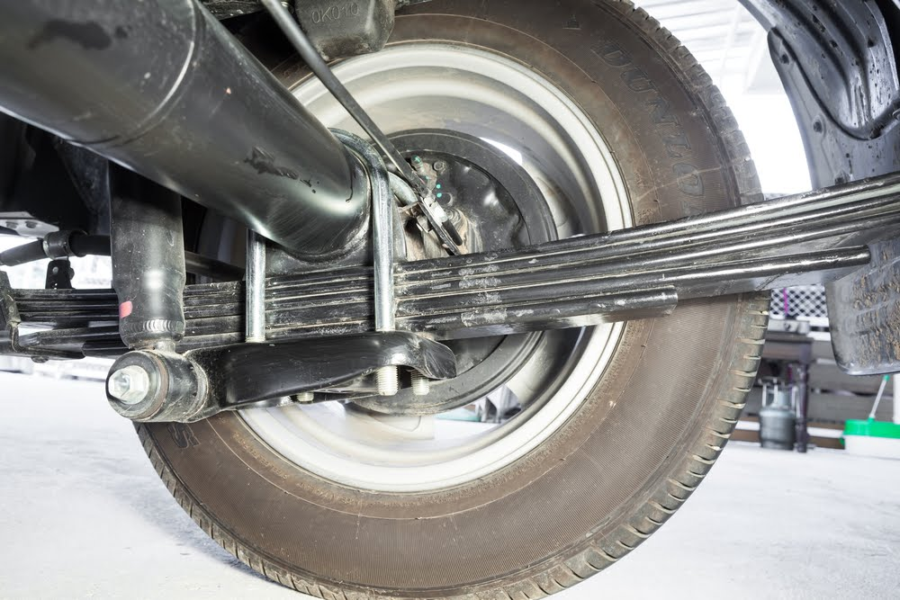 Vehicle Leaf Springs