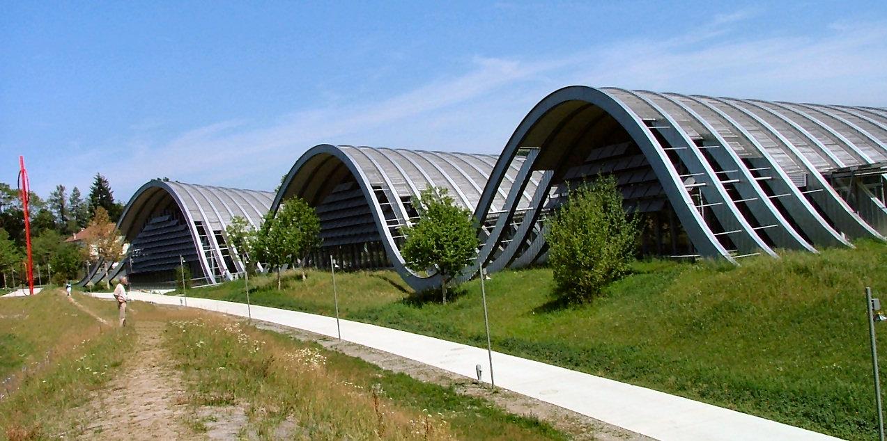 Zentrum Paul Klee - Berna
