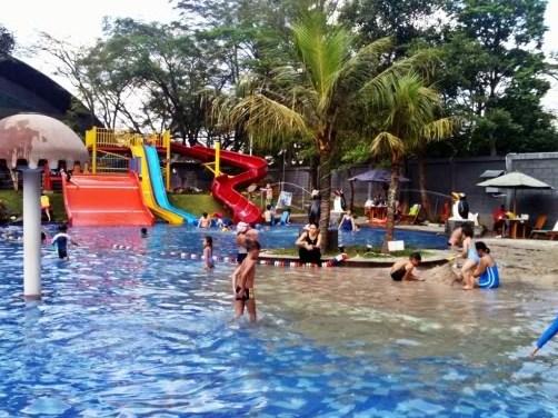 Harga Tiket Kolam Renang Siliwangi Waterpark Bandung