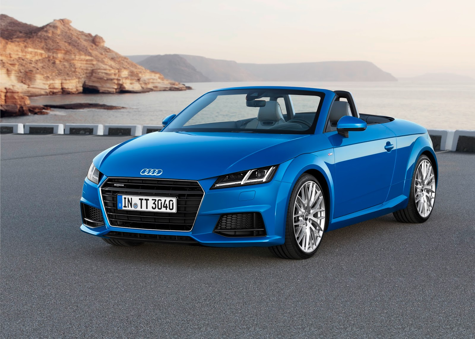 Third Generation Audi TT Roadster