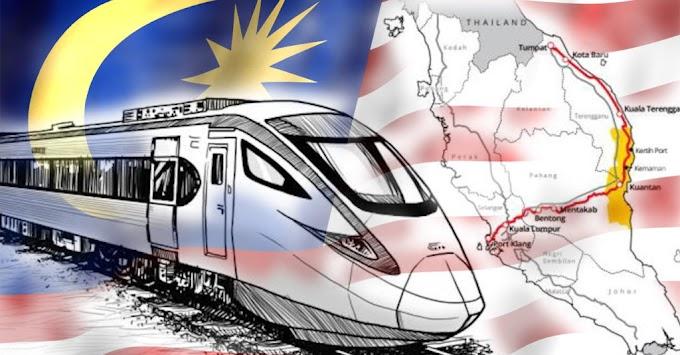 Ini Sebabnya Mengapa Malaysia Terima Kontraktor China Bangunkan ECRL. Sebab Ke 4 Tu Awesome