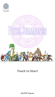 Game Pixel Summoner Apk Full Version