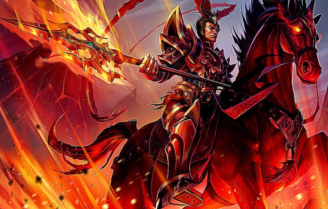 Warring Kingdoms Jarvan League Of Legends Wallpaper ...