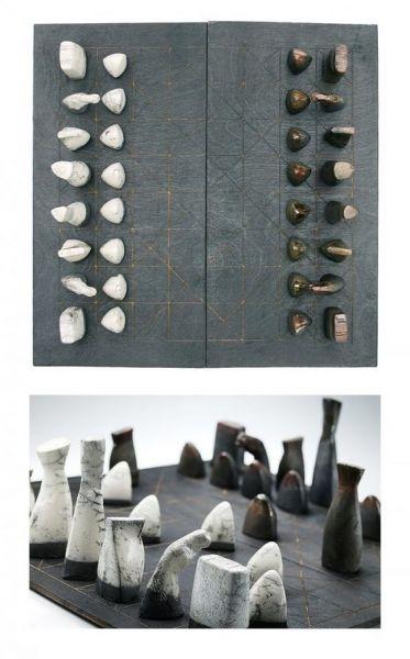 satranç takımı tasarımı