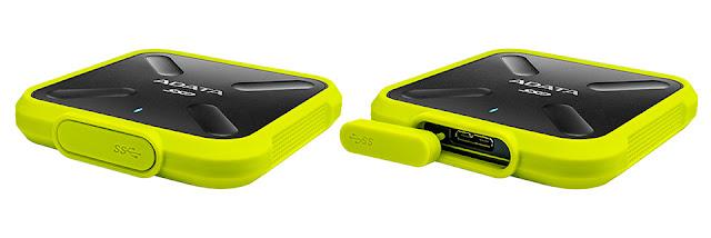 Giới thiệu ổ cứng SSD ADATA SD700, chống nước, chống bụi, chống sốc