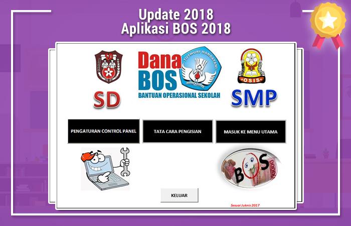Aplikasi BOS 2018