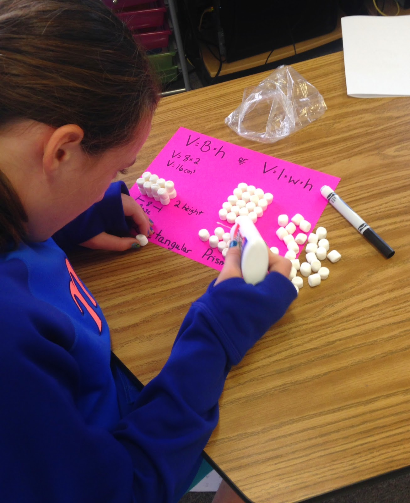In 5th Grade With Teacher Julia Hands On With Rectangular