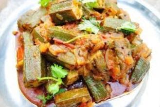 Tasty Lady's Finger Recipe | Bhindi Recipe | VILLAGE FOOD