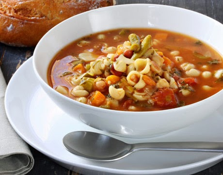 Minestrone Soup Recipe