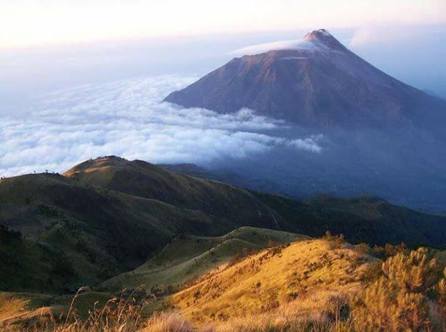 Gunung Lawu Jateng-Jatim