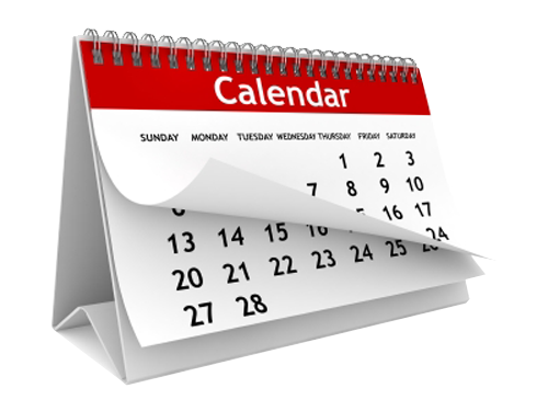 Fenton Chess Club Calendar