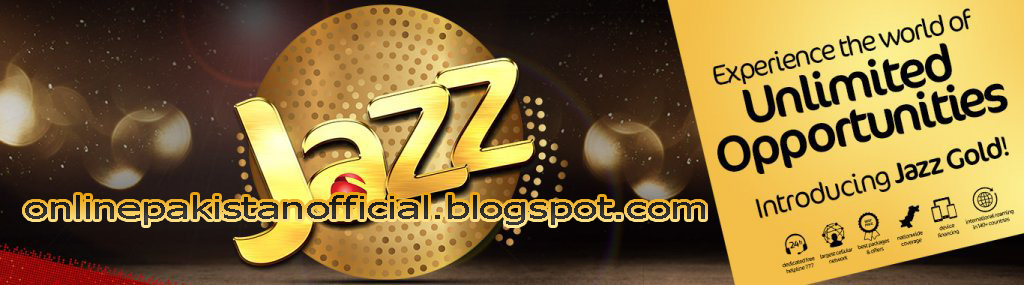 Jazz Gold Prepaid & Postpaid High-Usage Packages
