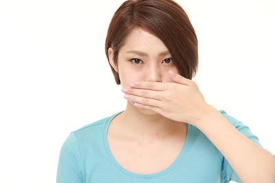 halitóse e mau hálito
