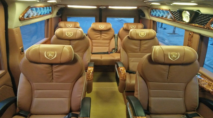 Vé xe limousine Hà Nội Sapa