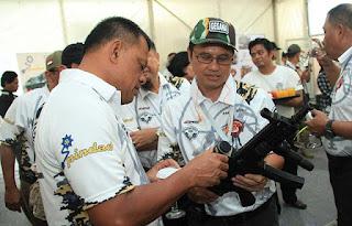 Catet !! Jangan Remehkan Senjata Buatan Anak Bangsa - Commando