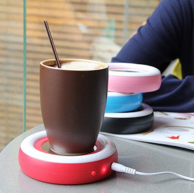 Desktop USB Coffee Cup Warmer