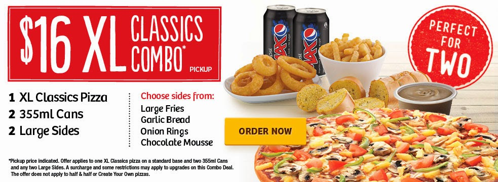 Pizza Hut Coupon New Zealand March 2020