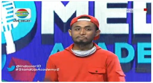 Peserta Stand Up Comedy Academy 2 yang Gantung Mik Tgl 12 Agustus 2016