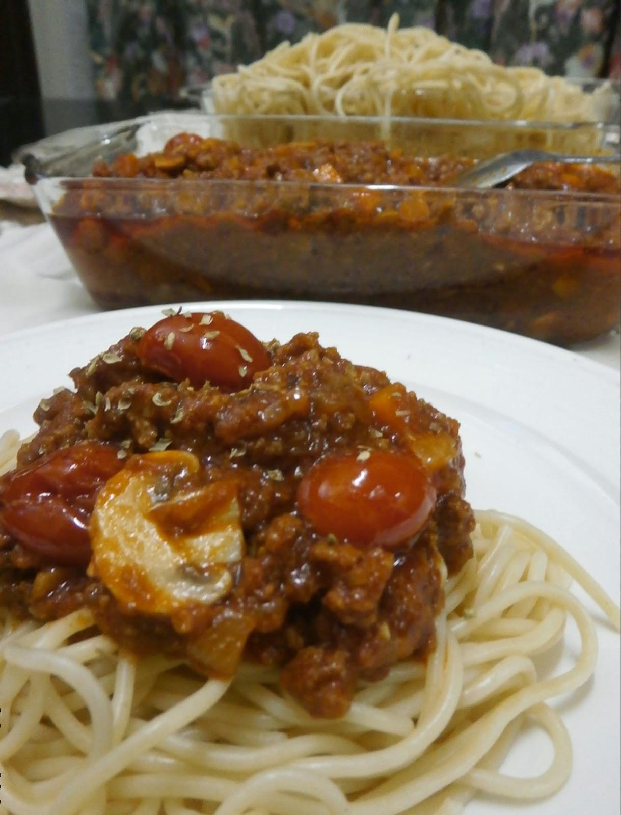 Resep Spaghetti Bolognaise : resep, spaghetti, bolognaise, Resep, Spaghetti, Bolognese, Recipes, Recipe