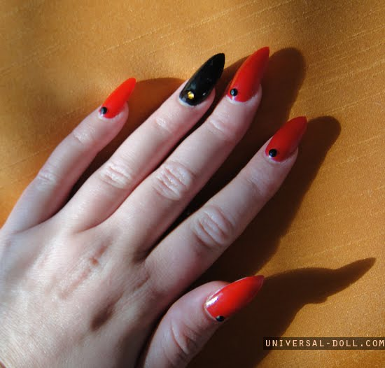 spesso Stylebunny: Favourite nail art TN04