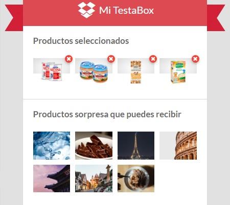 TestaBox abril 2017: mi selección