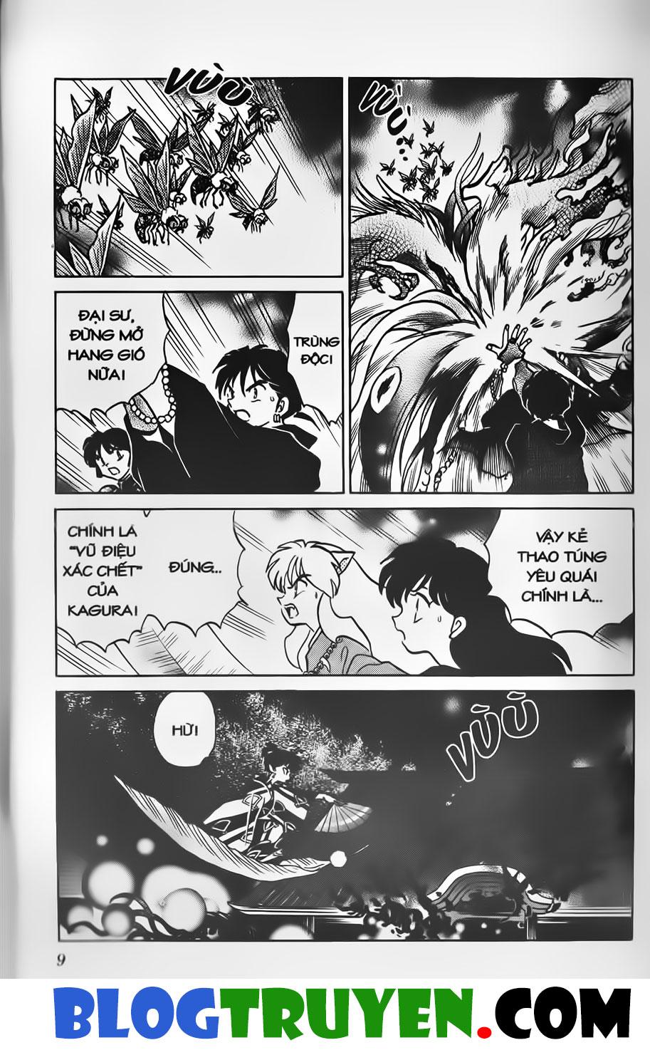 Inuyasha vol 36.1 trang 7