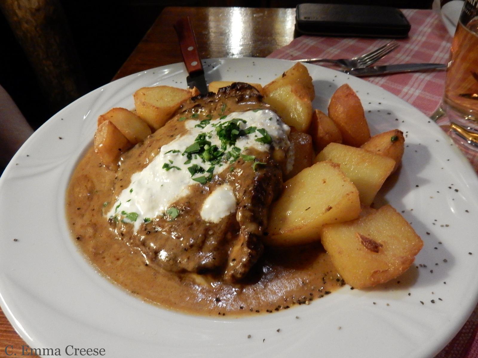 Best Schnitzel in Vienna Austria Adventures of a London Kiwi