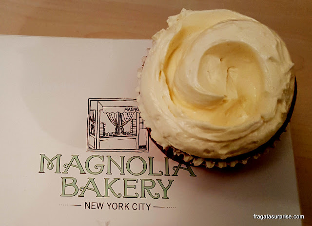 Cupcake da Magnolia Bakery, Nova York