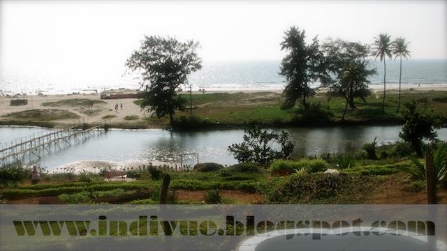 Mandrem Beach, Goa, Intia
