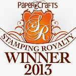 Paper Crafts Stamp Royalty Contest: Winner in the SEASON'S GREETINGS Category