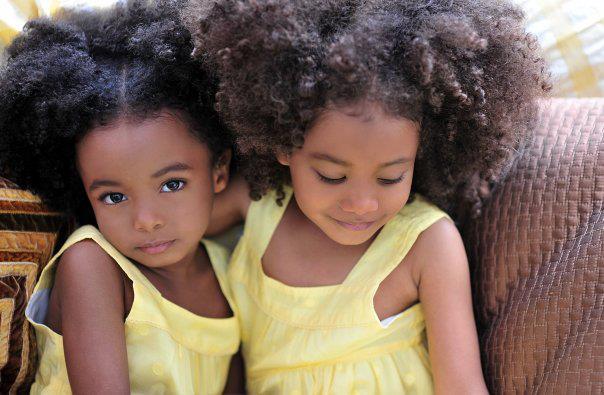Comment coiffer les cheveux de ses enfants métisses