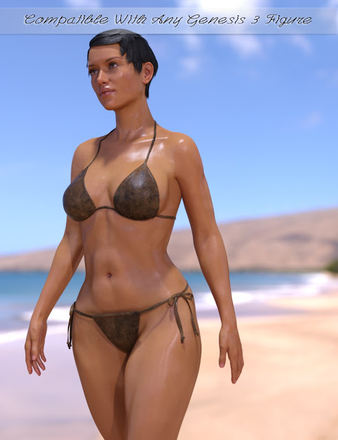 So Wet! Bundle for Genesis 3