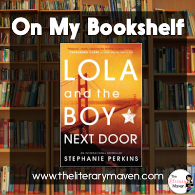 In Lola and the Boy Next Door by Stephanie Perkins, the reappearance of Lola's childhood crush, Cricket, causes her to question her relationship with her perfect boyfriend, Max. If she can't find a way to make a decision and just be herself, she may just lose them both. Read on for more of my review and ideas for classroom application.