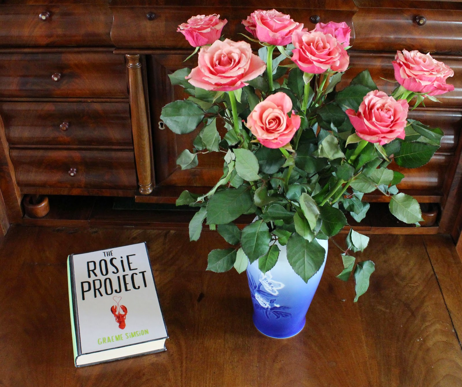 The Rosie Project by Graeme Simsion//Iben Jakobsen