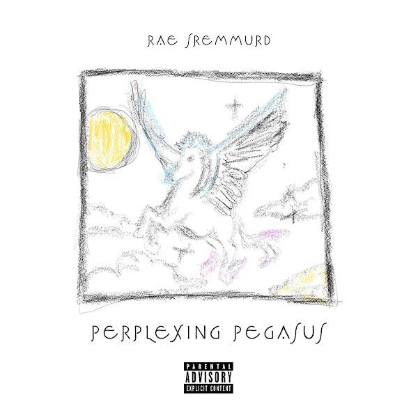 Rae Sremmurd - Perplexing Pegasus - Single Cover