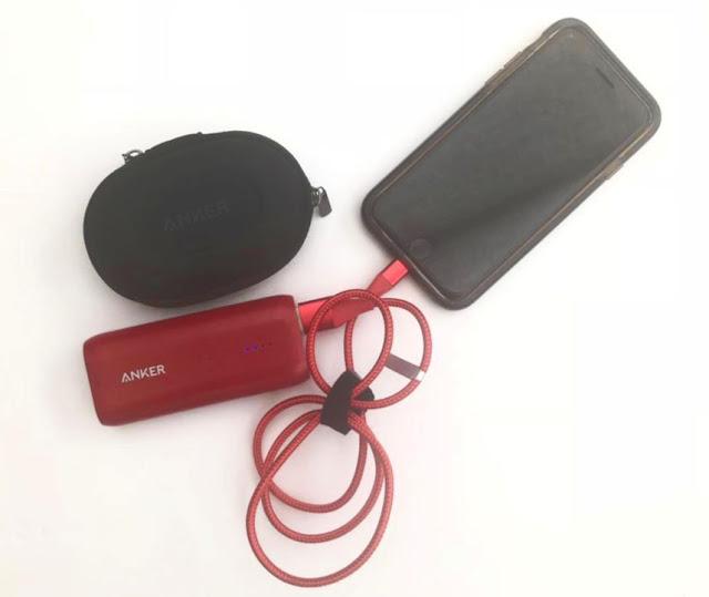 Anker battery pack