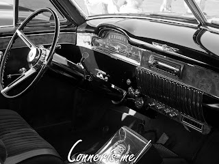 Cadillac Series 61 Club Coupe Sedanette Interior